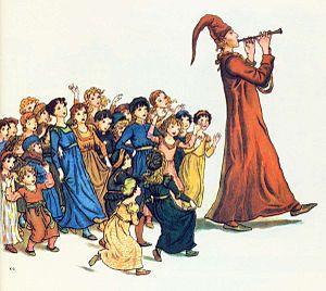 Regresiones. El flautista de Hamelin