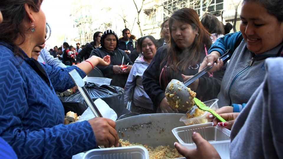 La situación de la pobreza y la seguridad alimentaria en la era Macri