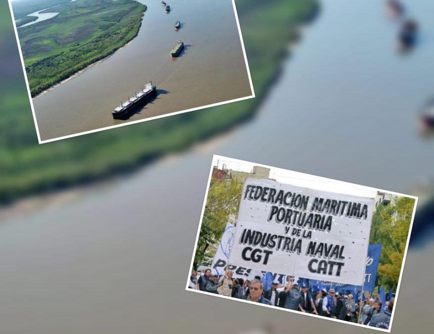 Viabilidad del control de la Red troncal de navegación del Río Paraná. ¿Y qué dicen los actores en juego?